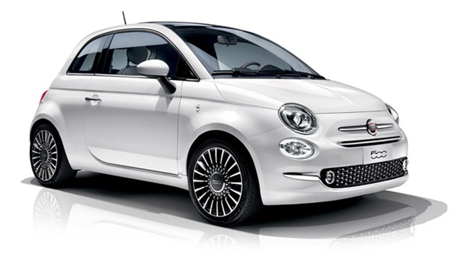 Fiat 500 Lounge 1.2 69hp Dualogic (auto)