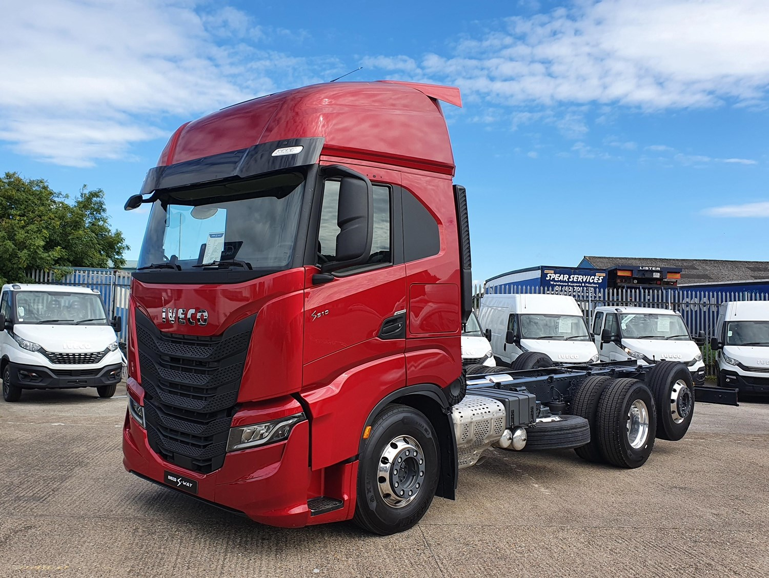 IVECO S-WAY Rigid review