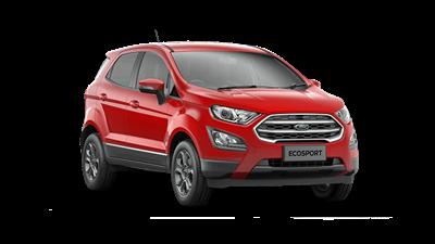 Ford EcoSport Motability Offer