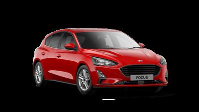 Ford Focus Motability Offer