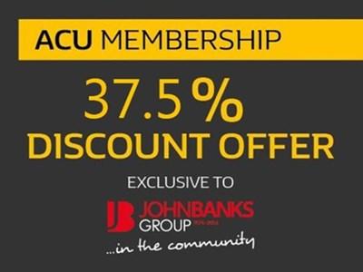 Renault - ACU Membership Trafic Van Offer