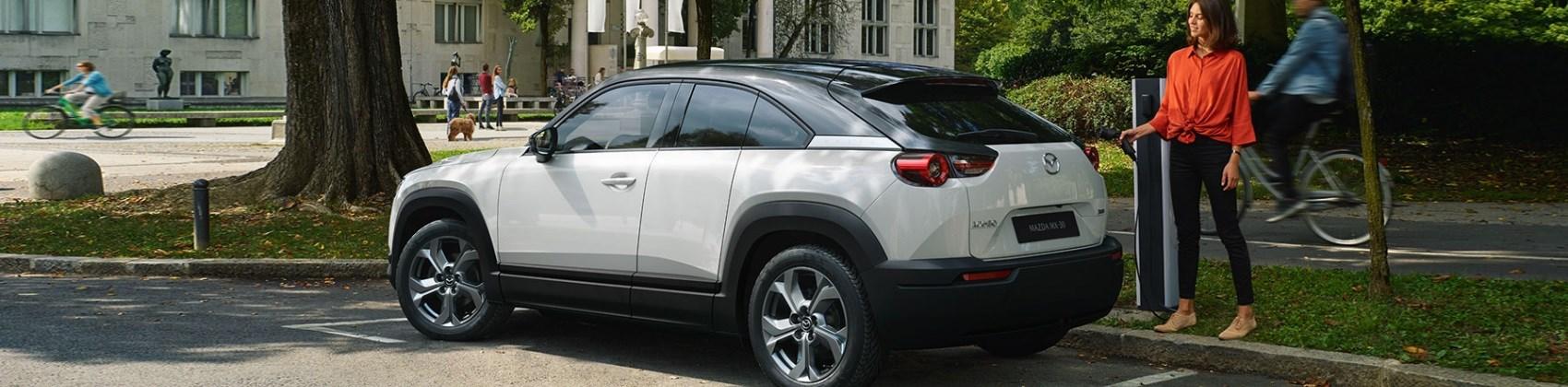 All-New Mazda MX-30