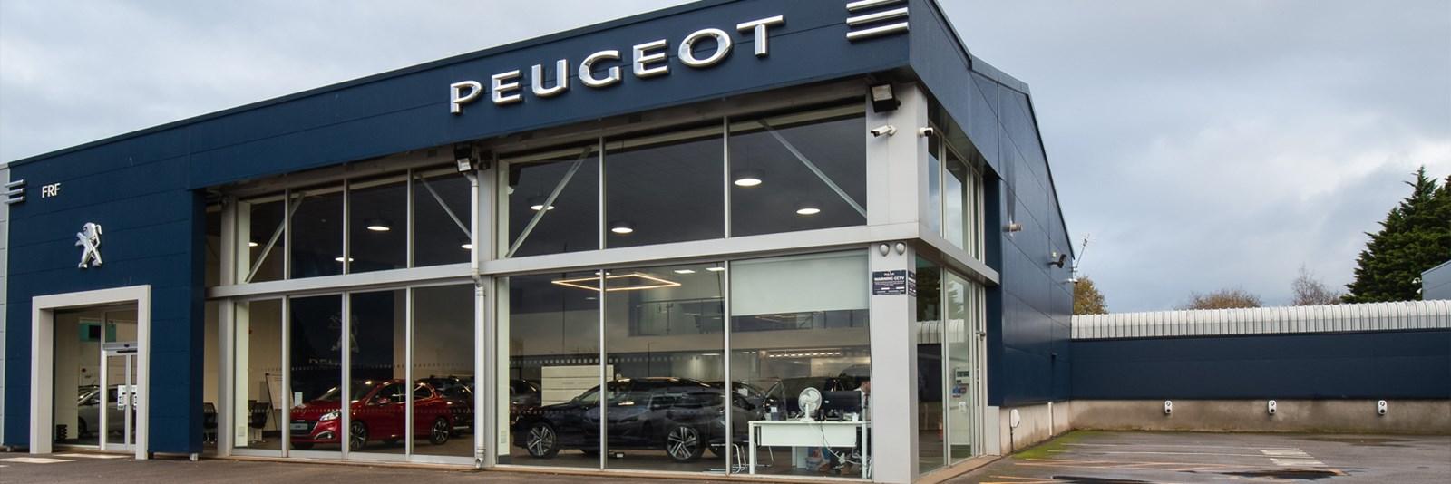 Peugeot Bridgend