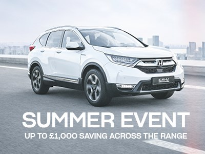 Honda Summer Event