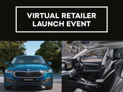 All-New Skoda Octavia Virtual Launch - Startin Skoda Worcester