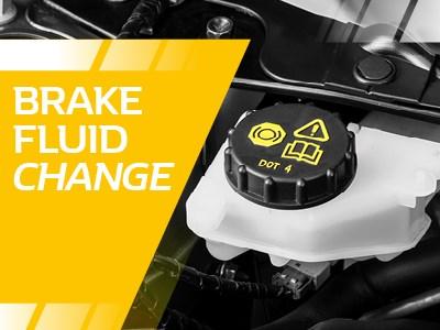 Renault - Brake Fluid Change