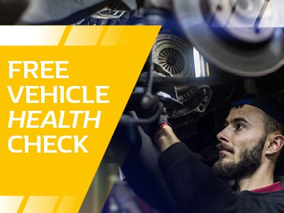 Renault Vehicle Health Check