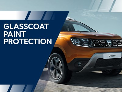 Dacia - Glasscoat Paint Protection