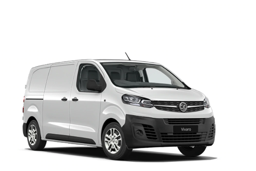 New Vauxhall Vivaro Business Offer - Only £235 +VAT A Month Or With 0% APR