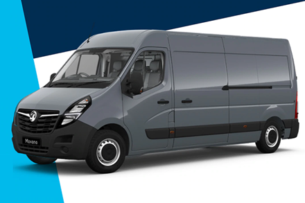 Vauxhall Movano Business Offer - Only £299 A Month