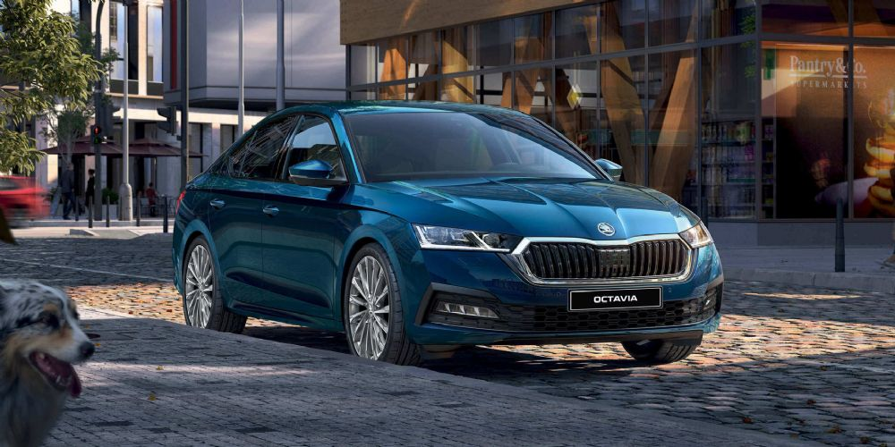 ALL NEW ŠKODA OCTAVIA