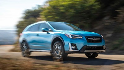 DISCOVER HYBRID THE SUBARU WAY