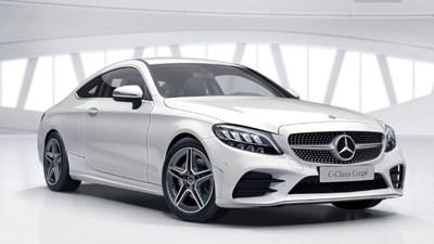 NEW Mercedes-Benz C200 AMG Line Coupé