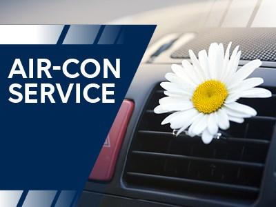 Dacia Air Conditioning Service