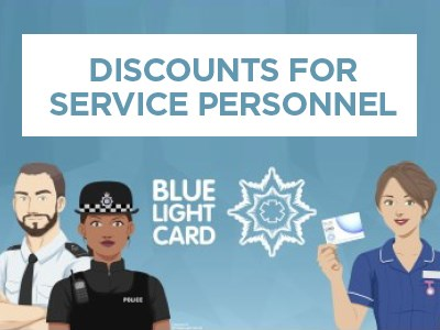 Honda Blue Light Scheme and Defence Discounts