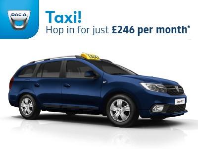 Dacia Taxi Programme