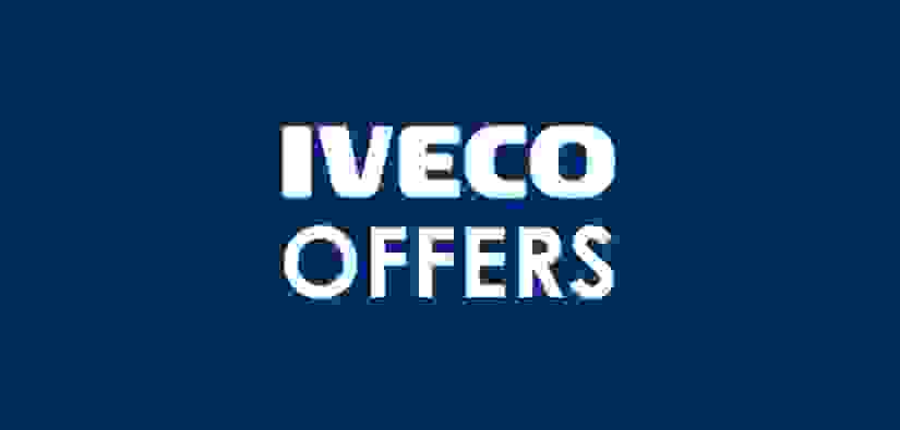 Latest Iveco Offers