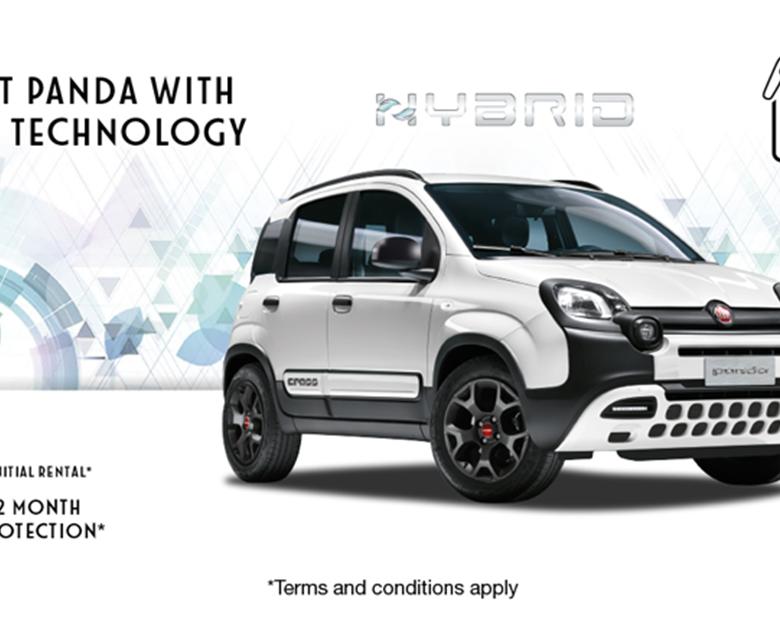 New Fiat Panda Hybrid Offer
