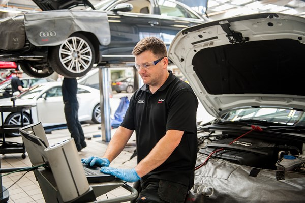 Audi Total Peace of Mind Motoring Check