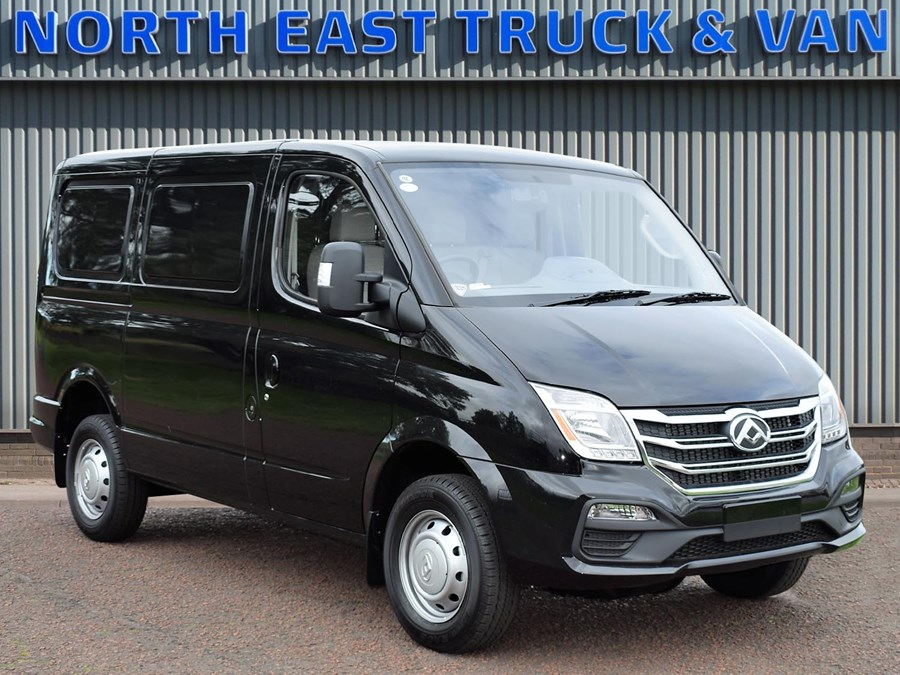 Every in stock LDV is ready to go and comes with two services free.