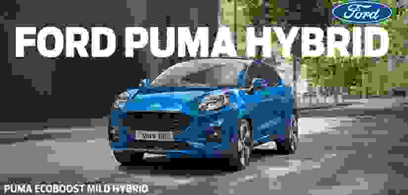 0% APR on Ford Puma