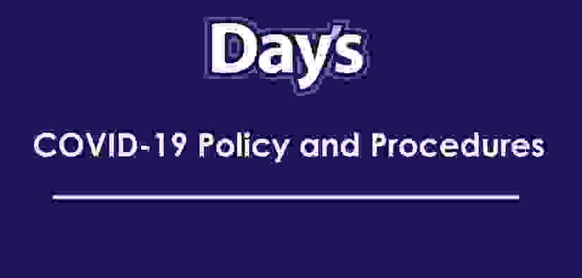 Our COVID-19 policy and procedures