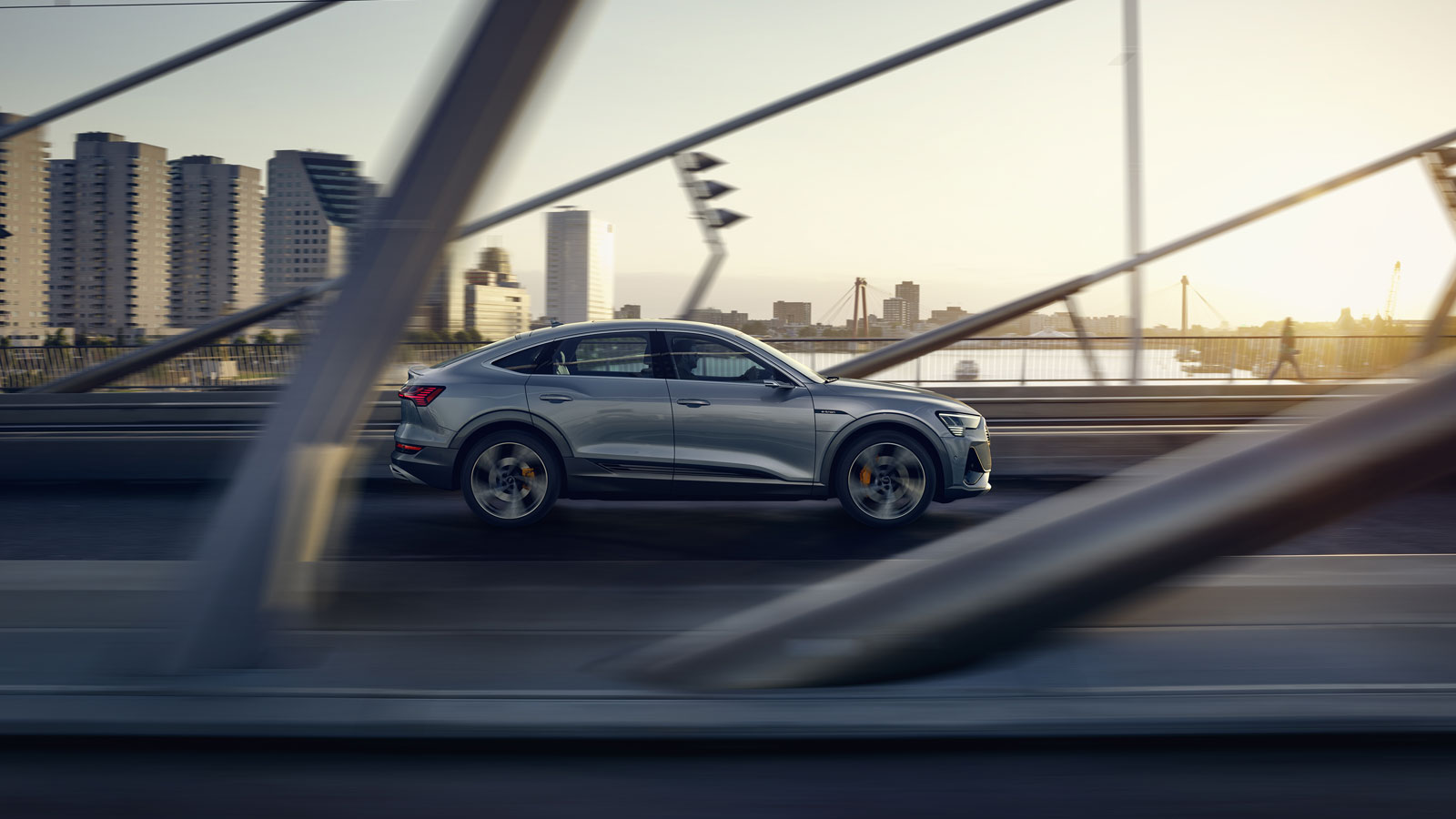Audi Side View