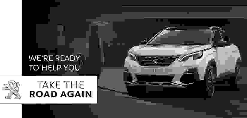 Take the Road Again with Peugeot