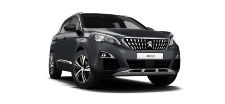 Peugeot 3008 SUV Motability Offers