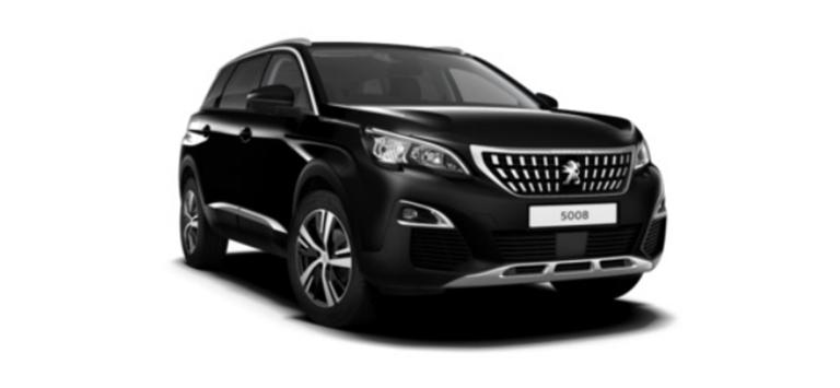 Peugeot 5008 SUV Motability Offers