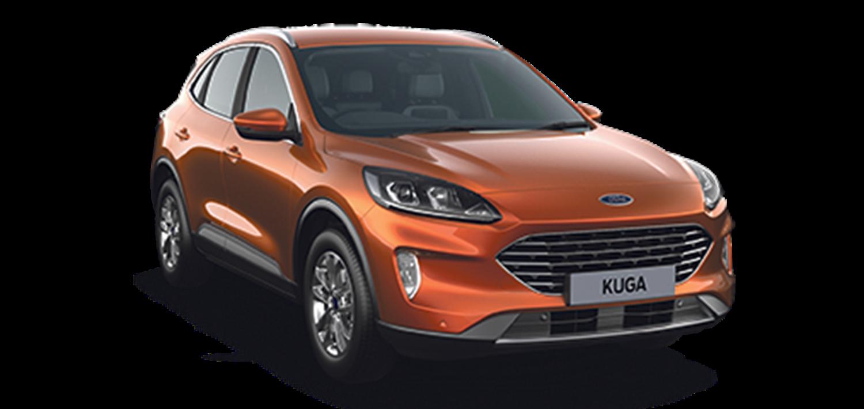 All-New Ford Kuga Titanium