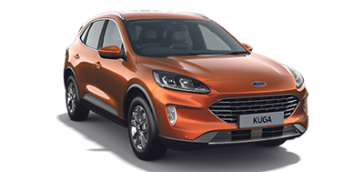 All-New Ford Kuga Titanium First Edition 1.5L EcoBlue 120PS  Upgrade & Save More