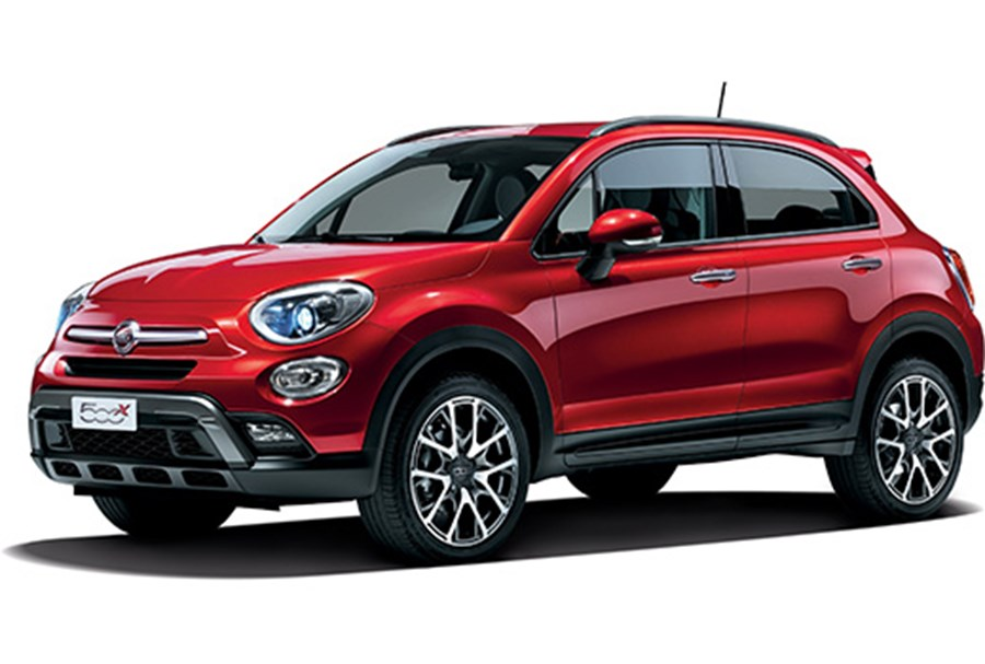 Fiat 500X Cross Plus 1.3 150hp (auto) (MY21)
