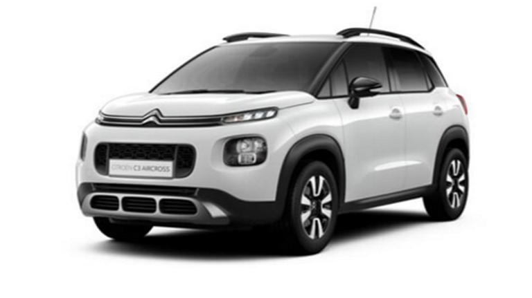 New Citroen C3 Aircross SUV PureTech 110 S&S 6 speed manual Flair Business Offer