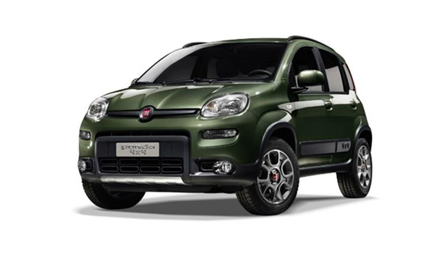 Fiat Panda Cross 4x4 0.9 Twinair 90hp