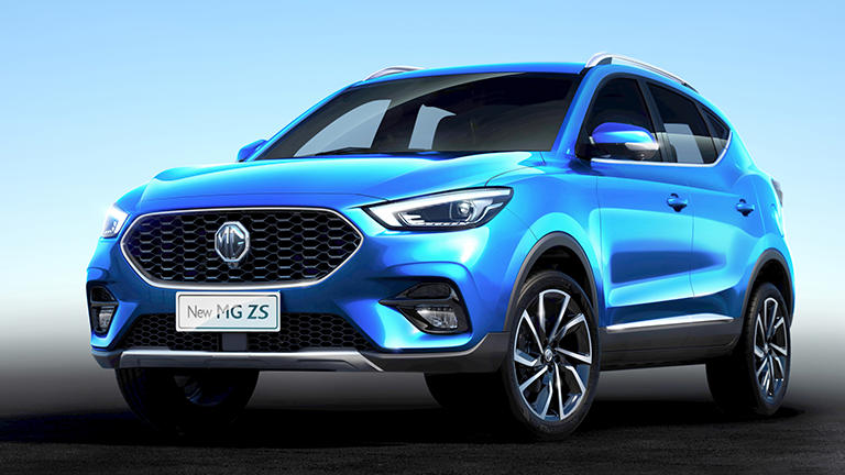 All New MG ZS Latest Offers