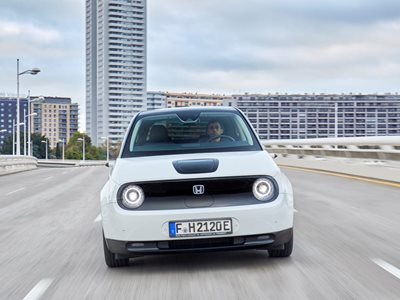 Honda e - Motability Offers