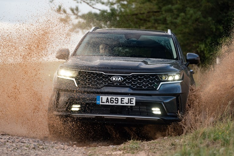 KIA ANNOUNCES PRICES AND SPECIFICATIONS FOR ALL-NEW SORENTO