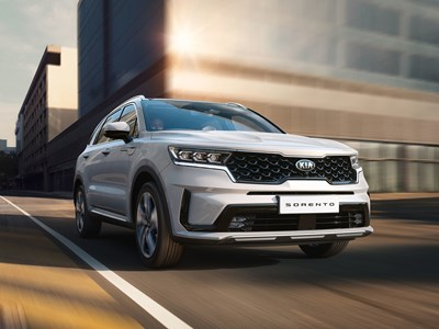 All-New Sorento 7 Seater Latest Offers
