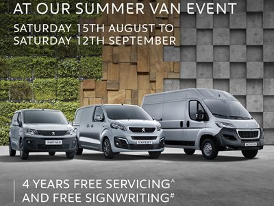 Summer Van Event