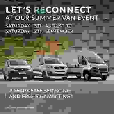 Summer Van Event