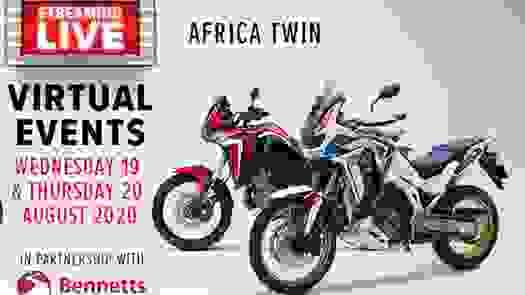The Honda Virtual Live Events