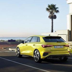 New Audi S3 Sportback