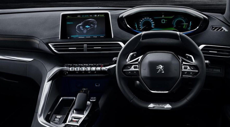 Peugeot 3008 SUV Hybrid Interior