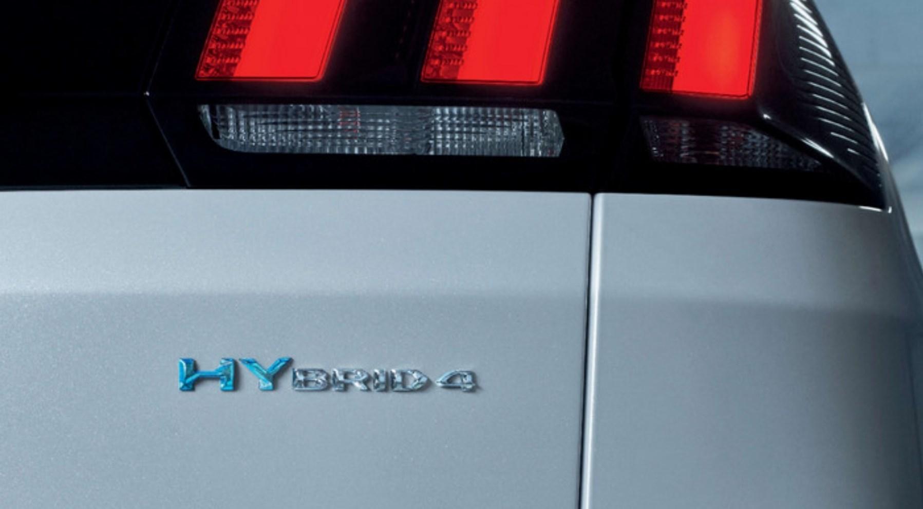 3008 SUV Hybrid