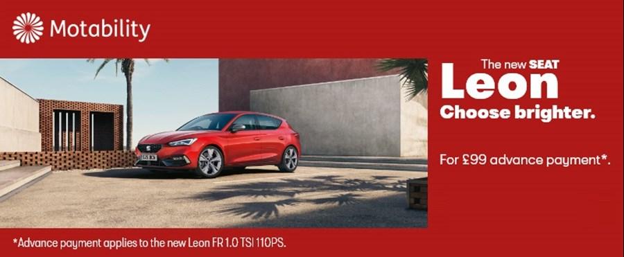 New Leon Motability Offer