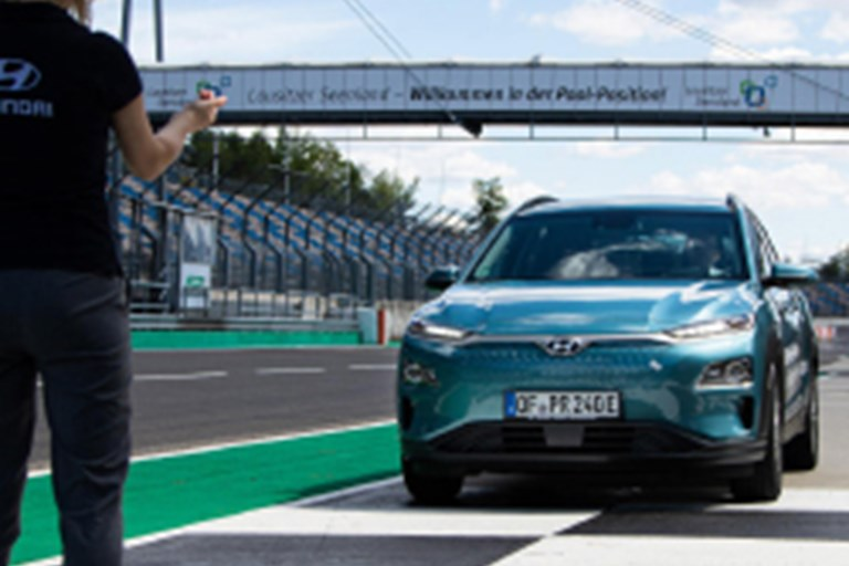 Hyundai Motor's Kona Electric sets range record of 1,026 kilometres