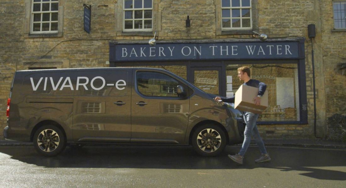 Vauxhall New Vivaro-E