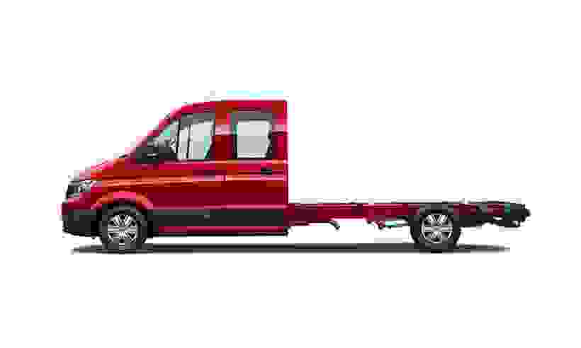 Crafter Double Cab