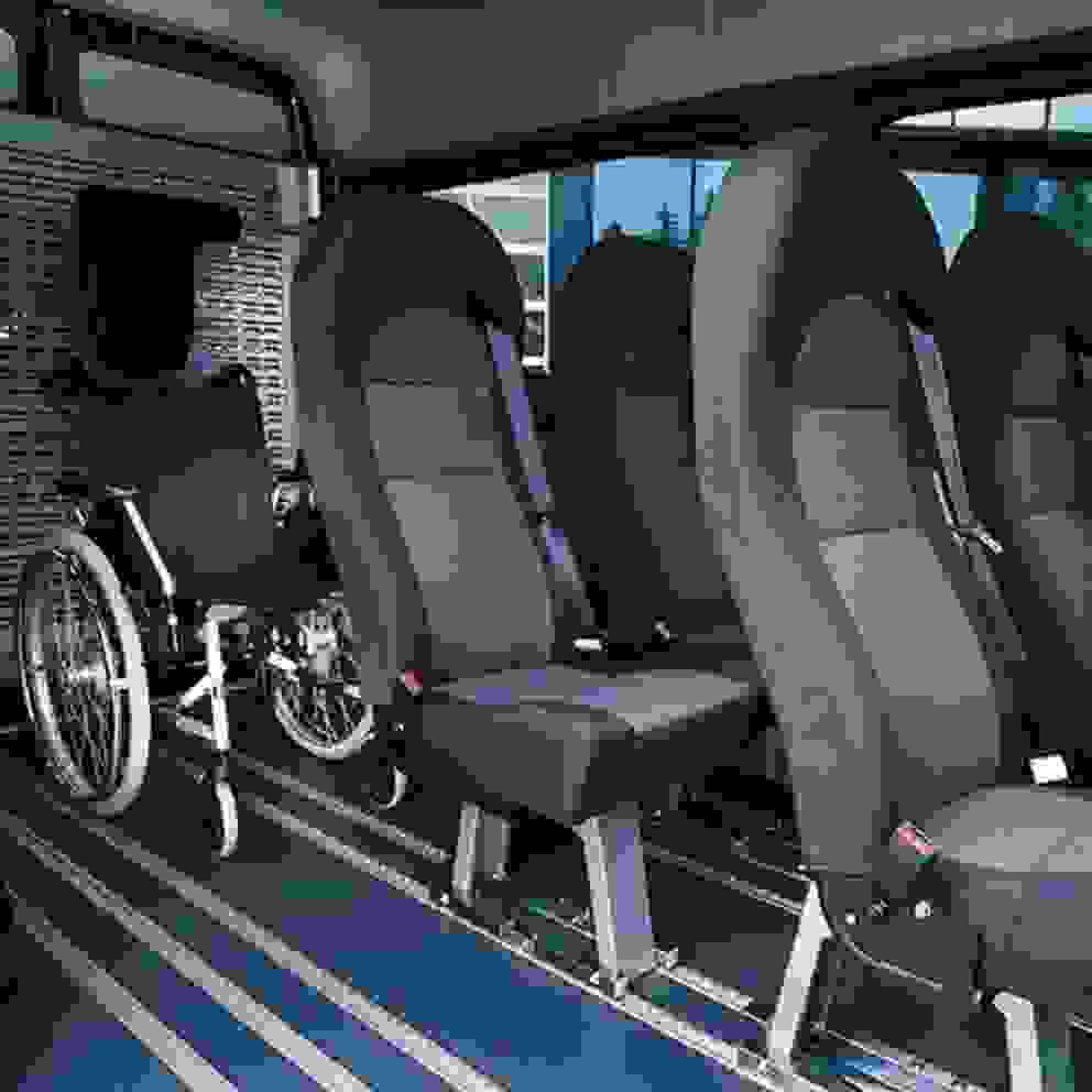 TGE Minibus